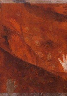 Cueva de las manos, Rio Pinturas, Argentina