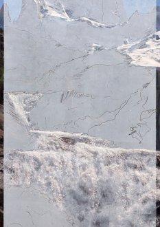 Lago Sarmiento, Parque nacinal Torres del Paine, Chile