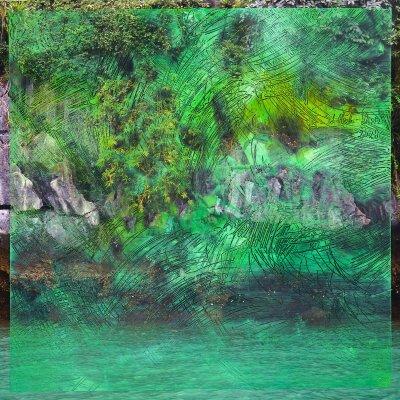 Waterline djungle, Vietnam